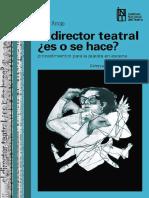 El_director_teatral Victor Arrojo