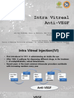Anti VEGF Intravitreal Injection