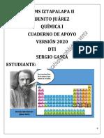 CUADERNO DE APOYO QUIMICA 1 NUEVO parte 1