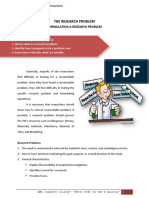 3 THE RESEARCH PROBLEM.docx