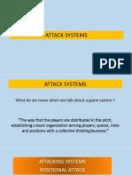 Attacking SYSTEMS futsal