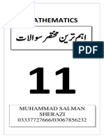 1st Year Math Important Short Questions.pdf