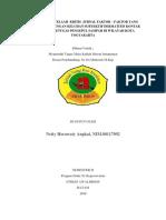 TUGAS PRIBADI BEDAH JURNAL INTEGUMEN NETTY HERAWATY ANGKAT NIM 00117092