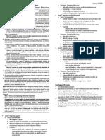 PSYCS [20] Neurodev Disorders (Part 2)