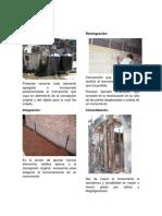 CONSERVACION DE MONUMENTOS