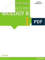 Free PDF (link in description) Biology AS (Year 1) 2015 Book