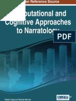 (Advances in Linguistics and Communication Studies) Takashi Ogata, Taisuke Akimoto - Computational and Cognitive Approaches to Narratology-Information Science Reference (2016).pdf