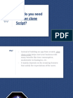 PPT - Why Do You Need an Uber Clone Script
