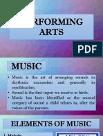 performing artssss