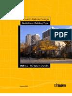 Toronto Townhouse Guideline