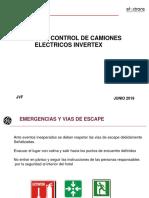 Curso AC Invertex I - II CONTROL 960E1