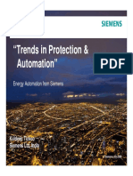 Trends in Protection & Automation