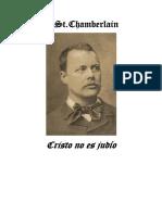 H.St. Chamberlain - Cristo no es judío.pdf