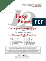 Castro, Giancarlo_12 Easy pieces