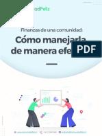 - Finanzas de una comunidad