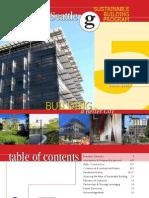 Seattle Sustainable Building Program