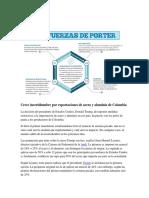 ANALISIS EXTERNO- 5 FUERAS DE PORTER.