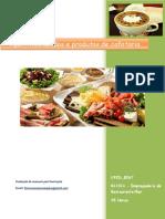 UFCD_8267_Aperitivos Sólidos e Produtos de Cafetaria_índice