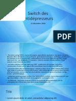 Switch des antidépresseurs.pptx