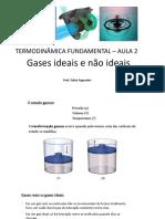 Gases ideais e reais pdf