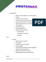 Ejercicios de aminoácidos y péptidos