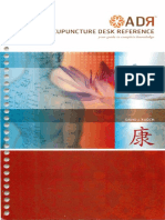 Acupuncture Desk Reference