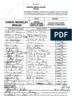Moseley Braun Signatures - pgs. 4501 - 4559