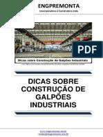 Dicas Sobre Construção de Galpões Industriais