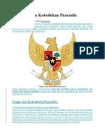 10 Fungsi dan Kedudukan Pancasila