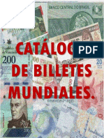 catalogo billetes