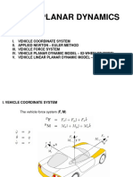 Chapter VI_Vehicle Planar Dynamics