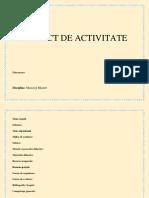 Proiect Ed.muzicala_invat. prescolar
