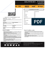 GSC SelfPrint Ticket