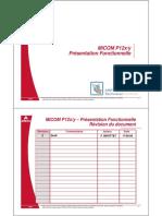 2- P12xy Sauf P124 - Présentation Fonctionnelle