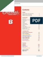 greenman content a, b