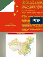 tema 12 China