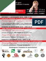 CPS Castellammare Di Stabia - Sostieni Un Bambino a Distanza - Iniziative Dicembre 2010