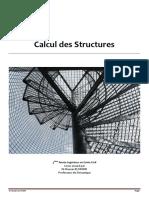 Calcul des Structures_Caract_Sections_Chapitre I