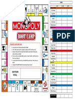 Monopoly TRAINING EDITION