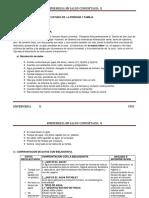 ESQUEMA DE PRESENTACION DE ESTUDIO DE  LA PERSONA Y FAMILIA PAE