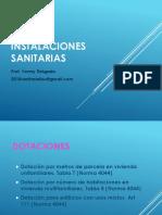 Instalaciones Sanitaria s