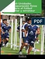 LIBRO 60 Unidades de Preparacion Fisica para el Futbol Escolar y Amateur Ariel Gonzalez