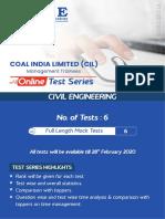 Coal-India-Limited-CE-Schedule