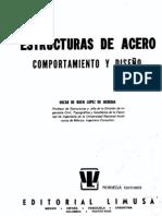 Estructuras de Acero Comportamiento y Diseño - Oscar de Buen Lopez de Heredia