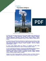 Nombres Indígenas Trujillano