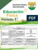 7. Educación Física - 1° Periodo -  I.E.T. Carlos Lleras Restrepo