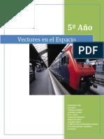 guia didactica de Vectores en R3