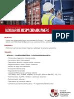 Brochure-Auxiliar-de-Despacho-Aduanero
