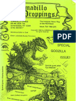 Armadillo Droppings - Issue #27, Fall 1993