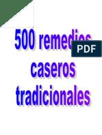 (500 Remedios caseros trad.)